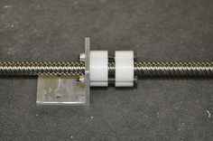3/8-8 4 start anti backlash nut assembly for the CNC router