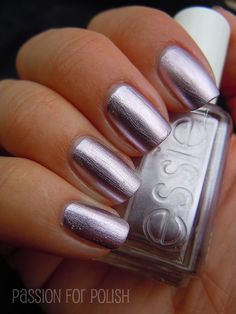 Essie - Nothing Else Metals