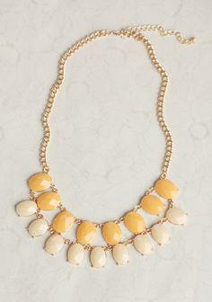 Sweet Clementine Necklace at #Ruche @shopruche