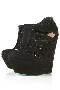 **LADY MAMA Crystal Booties by CJG