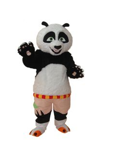 discount Kung Fu Panda Mascot Adult Costume