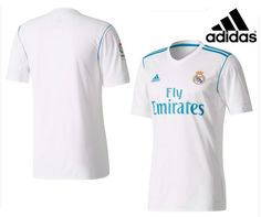 Camiseta para adultos oficial del Real Madrid. También en tallas infantiles. e64c92c00c932