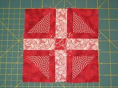 Nearly Insane Quilts: Block 21