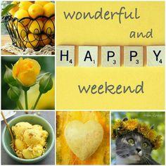 Have a wonderful weekend. Bon Weekend, Weekend Gif, Happy Weekend Quotes, Weekend Images, Mothers Day Weekend, Friday Weekend, Happy Mothers Day, Hello Weekend, Morning Qoutes