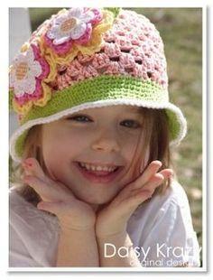 chapeu croche bebe - Pesquisa do Google