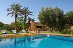 Marrakech luxury villa with tennis and heated pool