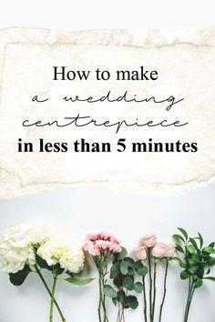 DIY Wedding Centerpieces: Tips and How-To - Put the Ring on It Wedding Planning Tips, Budget Wedding, Plan Your Wedding, Wedding Tips, Wedding Planner, Wedding Trends, Wedding Details, Destination Wedding, Wedding Venues