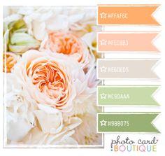 Color Crush Palette · 4.26.2012 - Photo Card Boutique, LLC