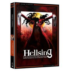 Hellsing Series (Classic) Available Now on DVD.