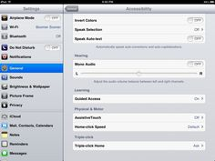 Good blog that describes one feature of the new Guided Access in IOS 6. there are a few other options with Guided Access. You are able to turn off Touch, which disables the screen completely. This would be nice if you are having your child watch a video or listen to a book that is being read to them. You can also turn off Motion.Turning off Motion disables screen rotation.