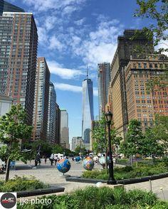 Photo by @jjc.photo: Battery Park   New York City NY