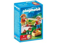 Playmobil Pet Transport by Playmobil. $11.49. 3.9 x 5.9 x 2 inches. Injured animals need to be transported around the clinic...and this is how! 4 Years +