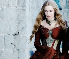 Game of Thrones. Cersei