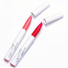 Makeup Brands, Best Makeup Products, Beauty Products, Colourpop Lippie Stix, Lipstick Pencil, Expensive Makeup, Jar Packaging, Cute Makeup, Iron Oxide