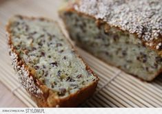 Bean bread (no flour) Gluten Free Recipes, Healthy Recipes, Healthy Breads, Food Court, Banana Bread, Food And Drink, Healthy Eating, Low Carb, Meals