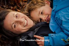From an autumnal family photography session in Bridge of Allan.