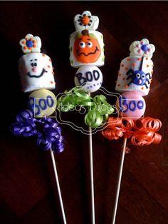Masmelos  para Halloween