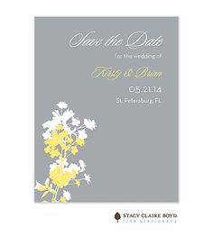 In The Meadow Save The Date