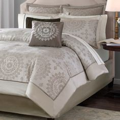 Madison Park Sausalito 6-piece Duvet Cover Set - Overstock Shopping - Great Deals on Madison Park Duvet Covers