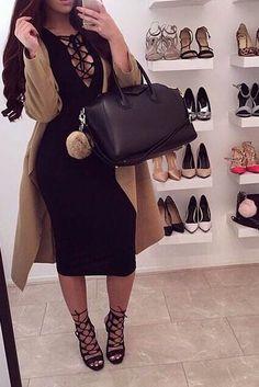 Love this Fashion Nova coat