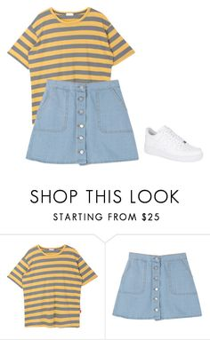 """i guess i like mixxmix"" by ifrancesconi on Polyvore featuring NIKE"