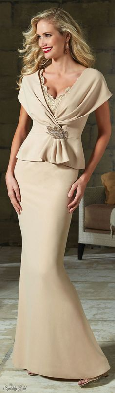 Custom #motherofthebridedresses can be made in any color or change by our firm at www.dariuscordell.com