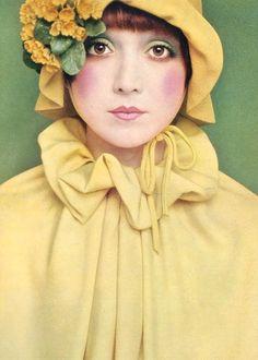 Biba girl by Sarah Moon, 1972 ღ☀☀ღ‿ ❀♥♥ 。\|/ 。☆ ♥♥ »✿❤❤✿« ☆ ☆ ◦ ● ◦ ჱ ܓ ჱ ᴀ ρᴇᴀcᴇғυʟ ρᴀʀᴀᴅısᴇ ჱ ܓ ჱ ✿⊱╮ ♡ ❊ ** Buona giornata ** ❊ ~ ❤✿❤ ♫ ♥ X ღɱɧღ ❤ ~ Mon 13th April 2015