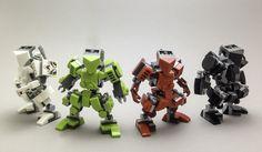 Tozama Sigma Front by markwisski. Robot Lego, Lego Bots, Legos, Lego Custom Minifigures, Lego Machines, Micro Lego, Lego Pictures, Lego Craft, Lego Mechs