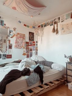 Room Ideas Bedroom, Bedroom Inspo, Bedroom Decor, Cute Room Ideas, Cute Room Decor, My New Room, My Room, Chill Room, Appartement Design