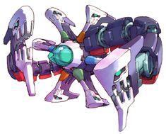 Orochi Arm - Characters & Art - Mega Man Zero