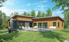 Laeticia 1447 - 4 Bedrooms and 3.5 Baths | The House Designers
