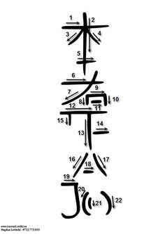 Simbolul Reiki - Hon Sha Ze Sho Nen