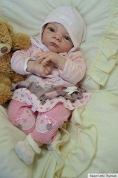 Kyra by Gudrun Legler | Details zu Kyra nach Bausatz Gudrun Legler Reborn Reallife Baby Puppe ...