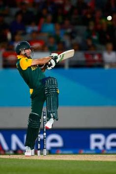 South Africa Reach Cricket World Cup Semi Finals