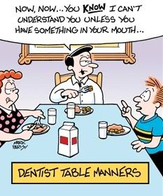 dental comic