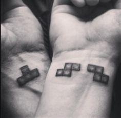 Par amour de l'encre, voici 15 tatouages de couples