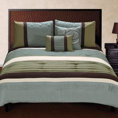 Jackson 5 Piece Comforter Set