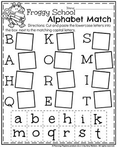 955 Best Alphabet Worksheets Images On Pinterest Preschool Teaching Colors Worksheets Back To School Kindergarten Worksheets