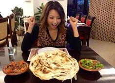 Jeannie Mai loves her food :)