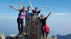 Dae Cheong Bong - seoraksan parks highest peak, 7th highest in Korea. Most beautiful hike.