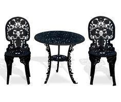 "Studio Job designs ""rock and roll"" garden furniture for Seletti."