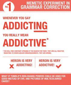Memetic grammar - repin this!