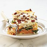Butternut-Kale Lasagna Recipe   MyRecipes.com  Looks totally gross to me but the recipe sounds so good!