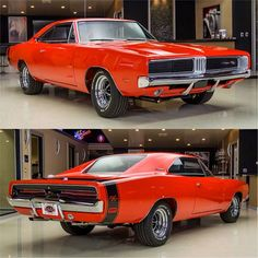 Vanguard Motor Sales  JUST IN... 1969 Dodge Charger R/T Rotisserie Restored, True R/T! 440ci V8, Hemi 4-Speed, Dana 60, Original Color, This car has the WOW factor! http://inventory.vanguardmotorsales.com/vehicles/2070/1969-dodge-charger-r-t