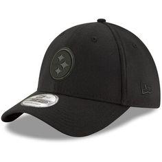 Men's New Era Black Pittsburgh Steelers Logo Flex Hat, Size: Medium/Large Pittsburgh Steelers Hats, Dallas Cowboys, New Era Logo, Redskins Fans, Curves Workout, Peyton Manning, Washington Redskins, Georgia Bulldogs, Carolina Panthers