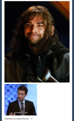 "Kili means ""cute"".  Noted.  ;D"