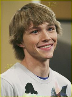 The 19-year-old upcoming actor currently stars as Chad Dylan Cooper in Disney's new series, Sonny With A Chance.