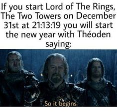 28 Lord Of The Rings Memes For The Tolkien-Obsessed Funny New Years Memes, New Years Eve Quotes, New Year Meme, Funny Memes, Funniest Memes, New Years Eve Meme, New Years Resolution Funny, Nerd Memes, Hilarious