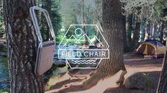 Shape Field Office folding chair