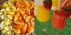 Sıcak yaz günlerinde serinlemek için tercih edilebilecek bir içecek olan limonata, çok pratik bir yö Diet And Nutrition, Grapefruit, Smoothies, Healthy Recipes, Healthy Food, Orange, Tips, Health, Smoothie